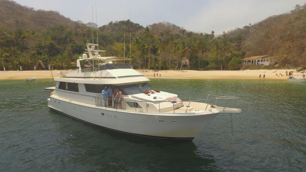 Aurora Yacht Banderas Bay