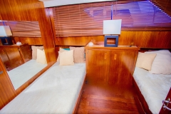 Guest Stateroom 3 - Twin Berth