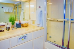 Master Stateroom Bathroom Photo 2