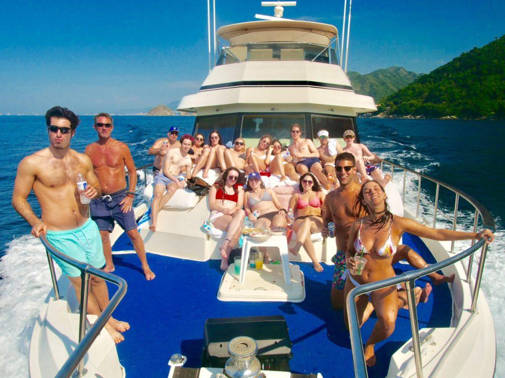 Aurora Yacht - Yacht Charters Puerto Vallarta