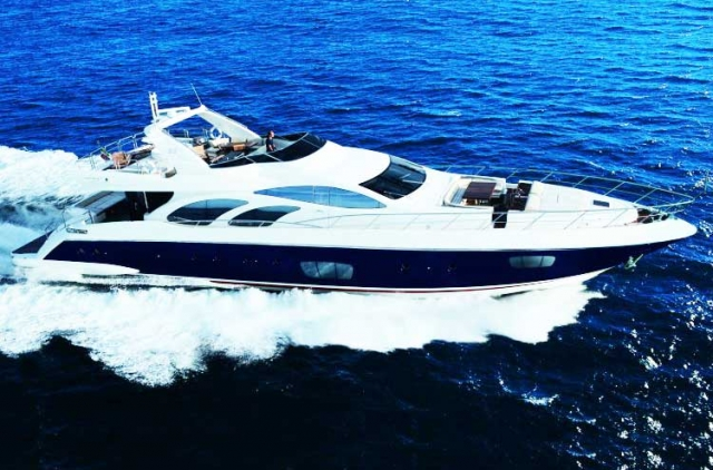 Super Yacht Leonardo 98