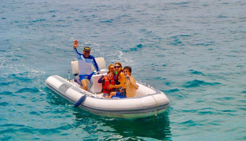 Yacht Charters Puerto Vallarta - dinghy
